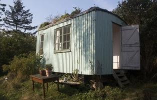 Een houten caravan in een sprookjestuin in Denemarken: op het Deense eiland Møn kan je samen met twee reisgenoten voor 39 euro in een houten caravan verblijven in de tuin van een Deense local. Je hebt er toegang tot de keuken, bibliotheek, woonruimte en tuin van de verhuurder. Een perfecte manier om Denemarken op een authentieke manier te leren kennen!
