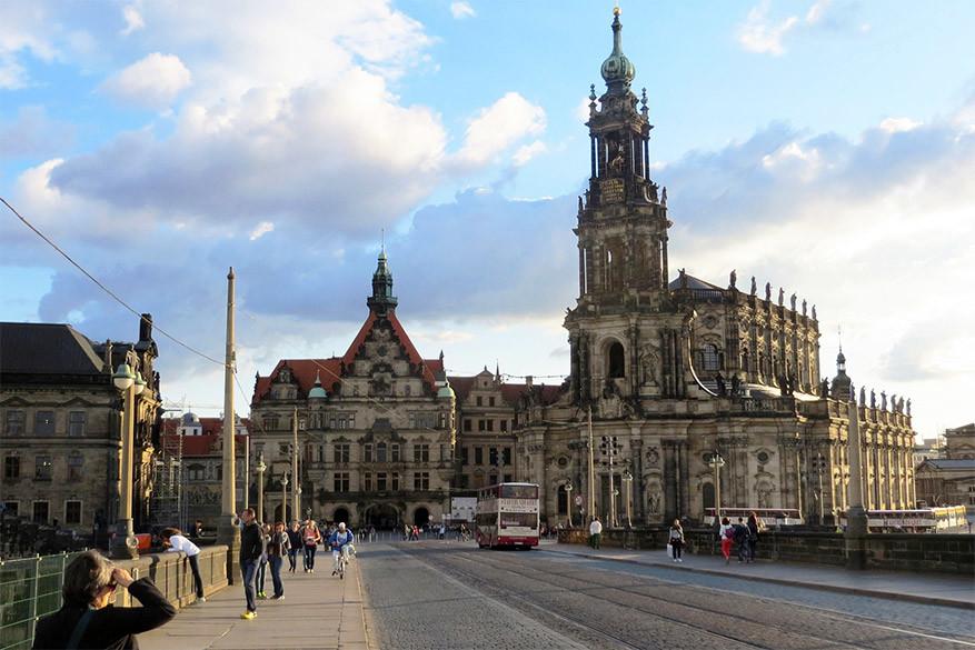 De grootste kathedraal van Saksen is het bezoeken waard