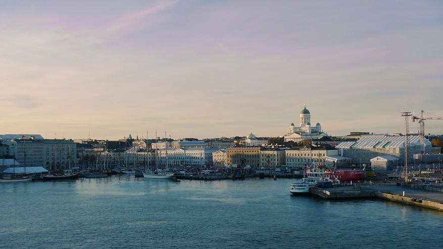 Ontdek de volledige Finse hoofdstad met de Helsinki Card. © Pixabay