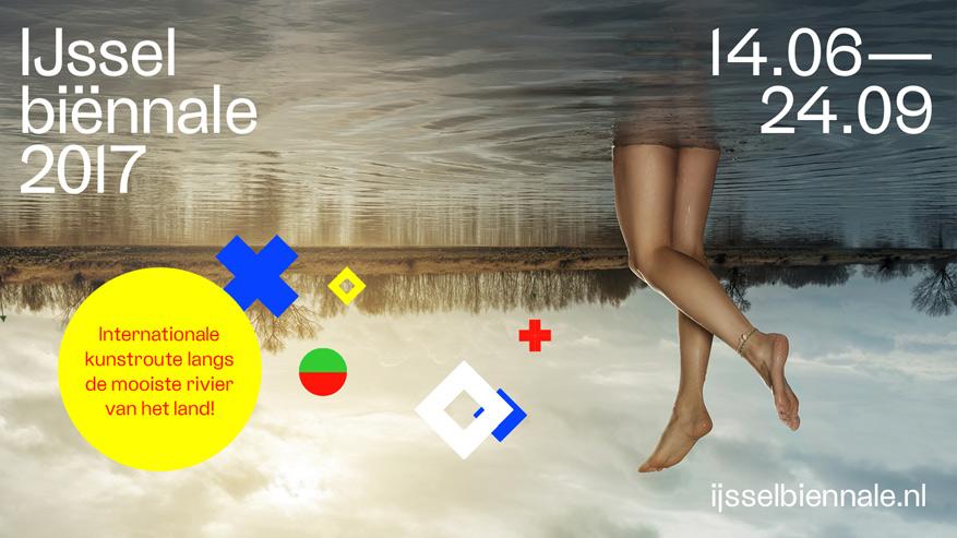 Wees deze zomer bij de eerste editie van de IJsselbiënnale.