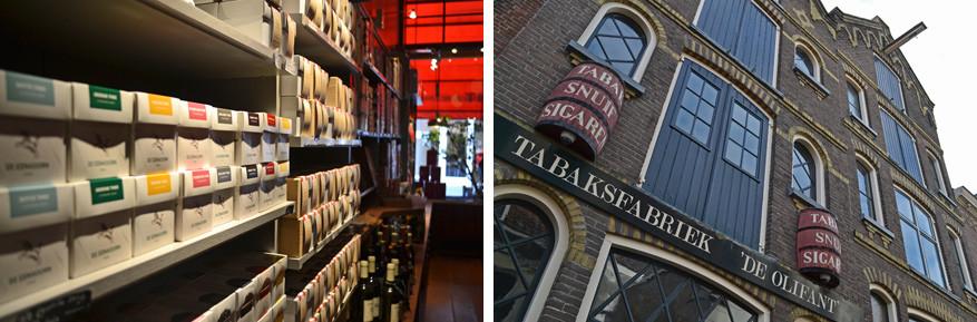 2. De Eenhoorn: in deze authentieke shop koop je kwaliteitsvolle koffie en thee vanuit de hele wereld, maar de sigaren komen uit Kampen! Sigarenfabriek De Olifant maakt sinds 1832 als enige in Nederland smakelijke tabakswaar. Aarzel niet om te vragen naar een rondleiding, zowel in de fabriek als in de winkel.