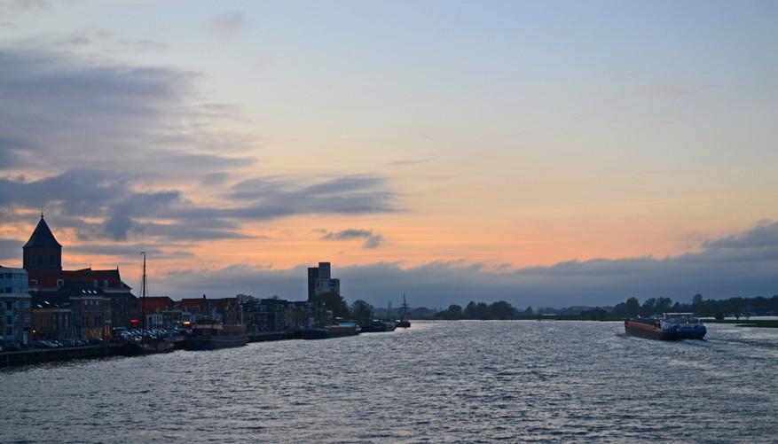 Het thema 'Water verbindt' zet de IJssel in de kijker.