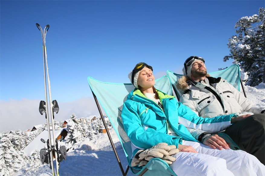 5 redenen om te gaan lenteskiën in de Franse bergen
