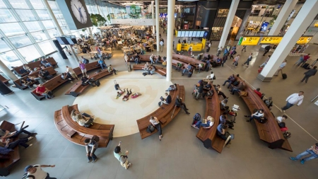 10 dingen die je nog niet wist over Amsterdam Schiphol Airport