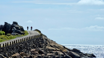 Kattegattleden: fietsen langs de Zweedse westkust