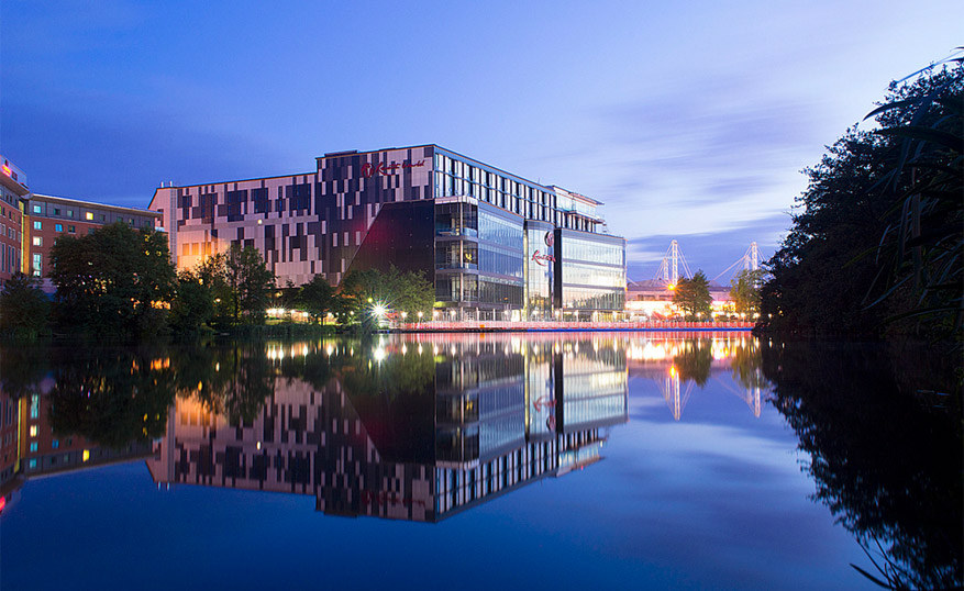 Het prestigieuze Resorts World Birmingham. © Stephen J Giles via Flickr Creative Commons