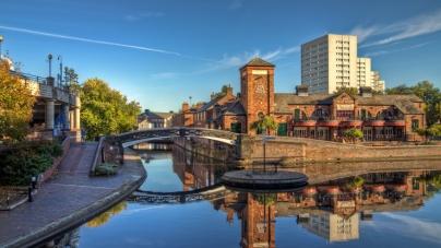 48 uur in bruisend Birmingham