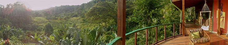 Het junglehuis Cassananda is de tuin van Eden.