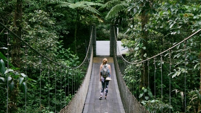 Roadtrip door kleurrijk Costa Rica deel 2: pura vida en tropische toekans