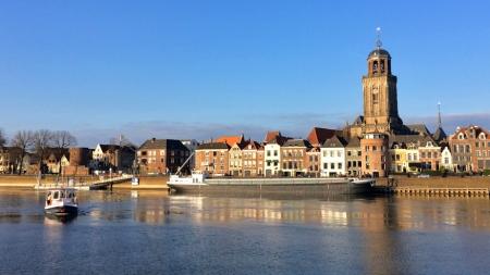 Deventer in Nederland: hipste Hanzestad aan de IJssel