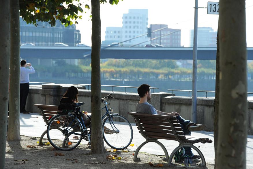 De Bett+Bike hotels maken elke fietsvakantie zo comfortabel mogelijk.