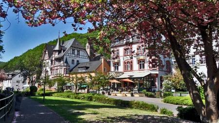 Logeertip in de Vulkaaneifel: hotel Alte Mühle in Bad Bertrich