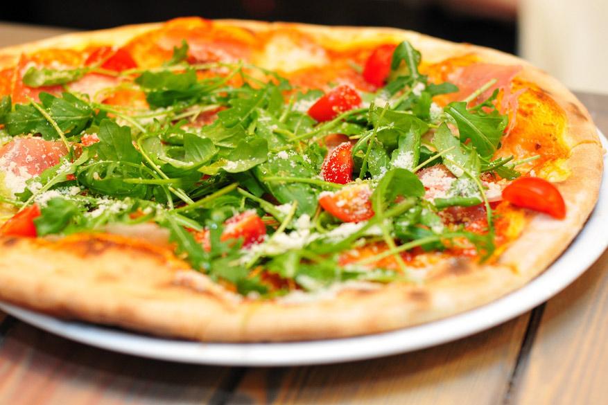 Pizzafans trekken best naar Napels!