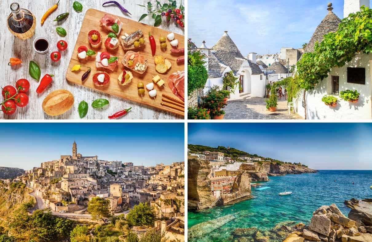 Beleef een culinaire vakantie in Puglia Italië met kooklessen en culturele uitstappen