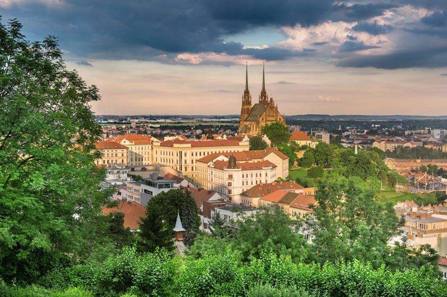 Reis je van stad naar stad? Sla dan Brno niet over!