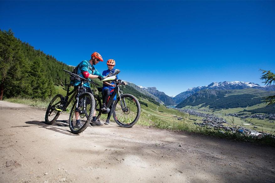 Livigno: de mountainbike-hoofdstad van Italië