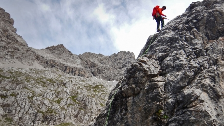 Avontuurlijk Oostenrijk: klimmen en raften in Oost-Tirol