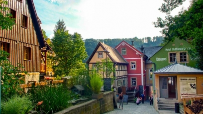 Bijzonder: duurzaam en luxueus genieten in ecodorp Schmilka