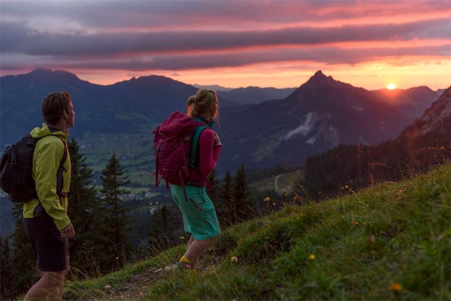 Tirol combineert wandelen en fietsen met culinaire ontdekkingen