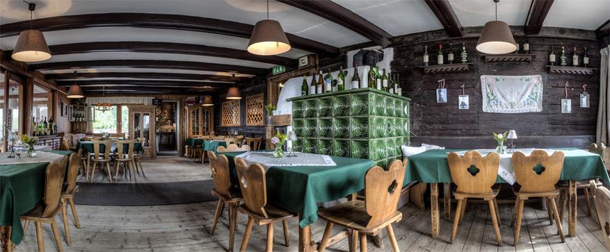 Laat je culinair verrassen in traditionele restaurants in Tirol! © Angerer Alm