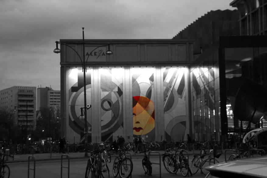 Berlijn Alexa winkelcentrum