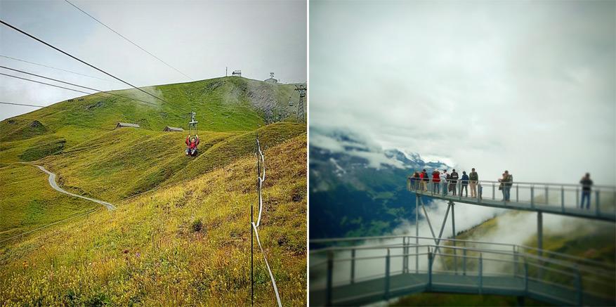 Duizelingwekkende hoogtes en duivelse snelheden: allemaal te vinden in First, Grindelwald!