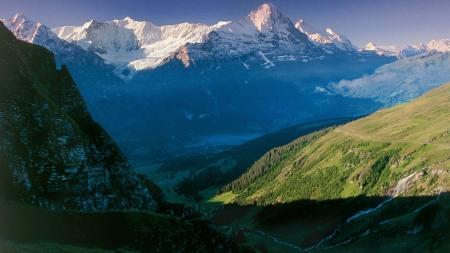 Eerste keren en adrenalinekicks in Grindelwald