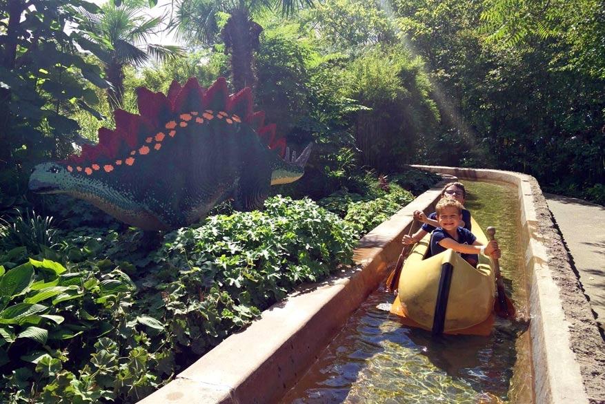 Ten strijde tegen De Grote Verslinder in Duitse Legoland