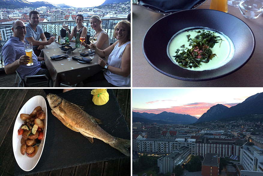 Dineren in aDLERS hotel