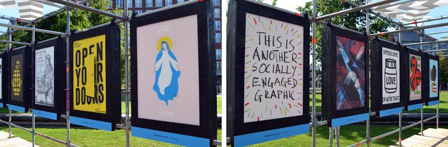 Met 'Speak Up' laat Graphic Matters jonge designers aan het woord om het actuele maatschappelijke debat wereldwijd levend te houden.