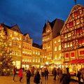 kerstmarkt moezel Traben Trarbach