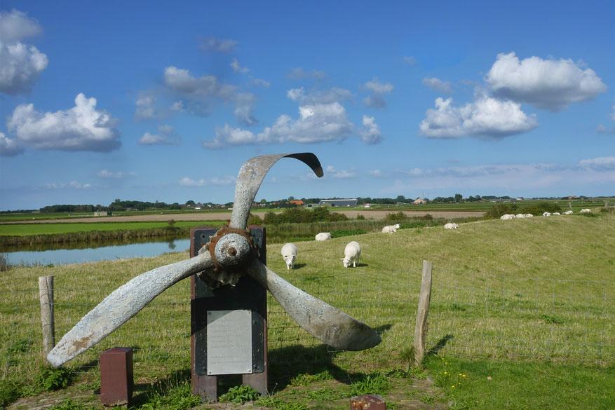 Texel Lancasterdijk