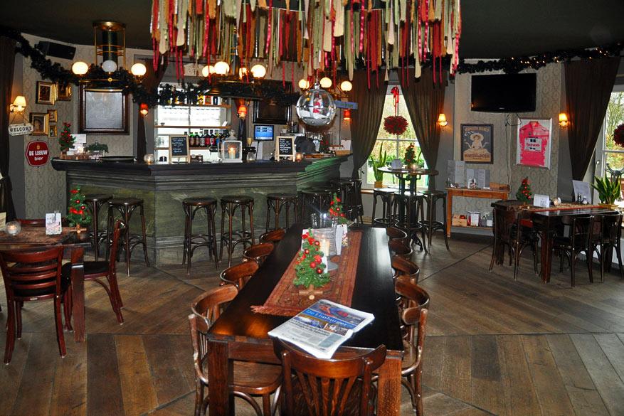 Het Landalrestaurant De Zoete Zoen is aanbieder van amuse op route 3.