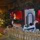 Valkenburgse mergelgrotten baden in de kerstsfeer