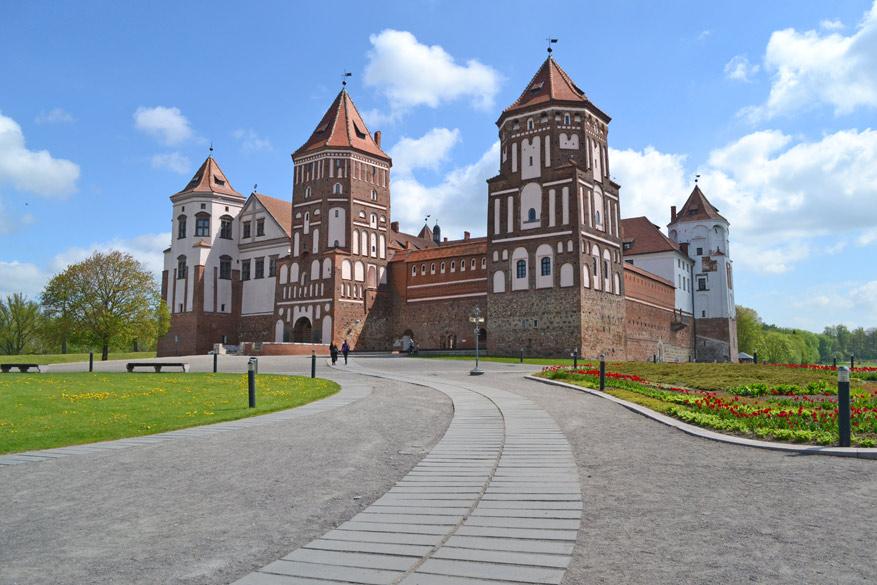 Mir Castle.