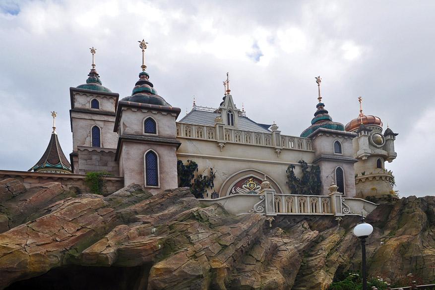 Symbolica is de nieuwste attractie in het park.