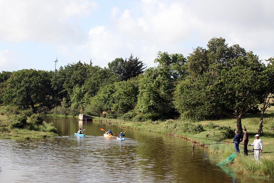 Vendée binnenland