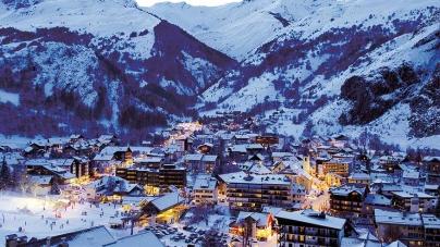 Ontdek de winterse charmes van de Maurienne-vallei
