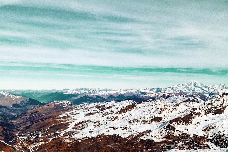 sneeuwvakantie Franse alpen