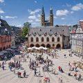 Goslar-00_markt_bovenaanzic
