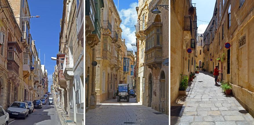 Met de Rolling Geeks door de pittoreske steegjes van Vittoriosa.