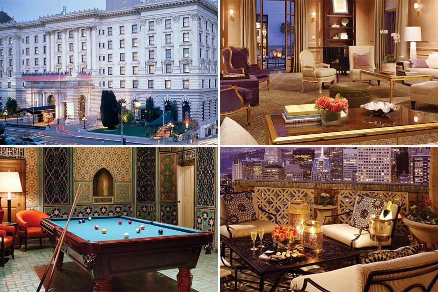 duurste hotels