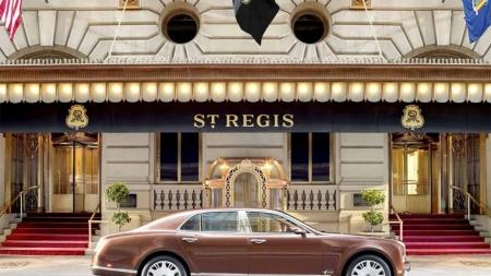 Top 10 duurste hotels in de VS