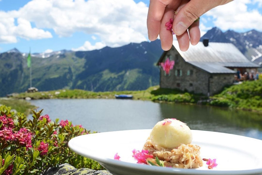 Culinaire Jakobsweg: topgastronomie in Oostenrijkse berghutten