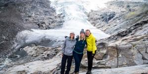 Het betere benenwerk naar gletsjer Schlatenkees in Natuurpark Hohe Tauern