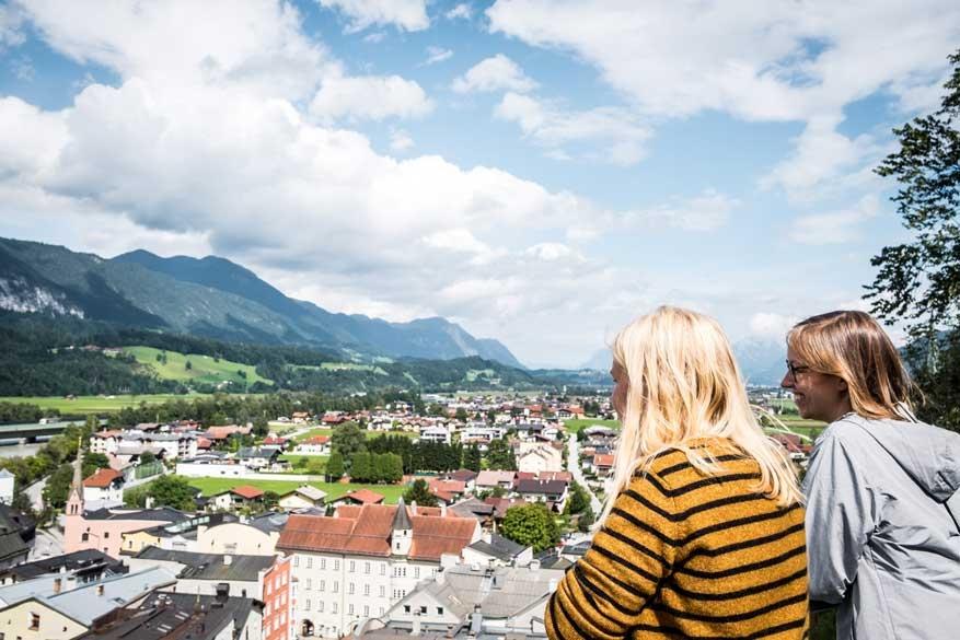 Perfecte bestemming voor een vriendinnenvakantie? Tirol!