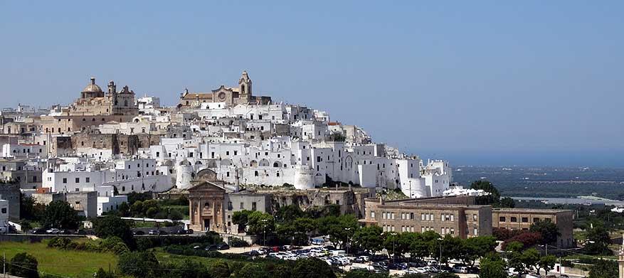 vakantie in Puglia