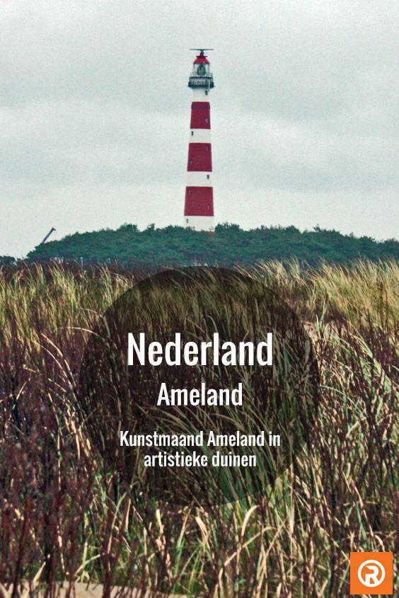 Kunstmaand Ameland