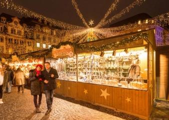 Origineel kerstuitje in Rijnland-Palts: van ondergrondse kerstmarkt tot fakkelzwemmen
