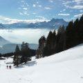 Sneeuwvakantie in Zwitserland